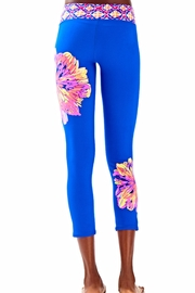 Lilly Pulitzer Weekender Cropped Pant - Front full body