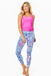Lilly Pulitzer Weekender High-Rise Legging - Product Mini Image