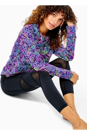 Lilly Pulitzer Weekender Midi Legging - Front cropped