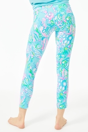 Lilly Pulitzer Weekender Midi Legging - Front full body