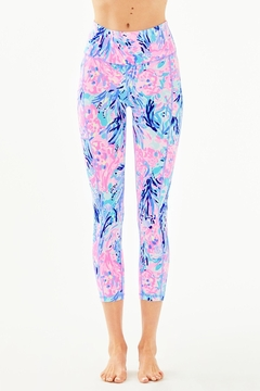 Lilly Pulitzer Weekender Midi Legging - Product List Image