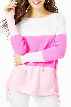 Lilly Pulitzer Westwood Coolmax Sweater - Product List Image