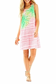 Lilly Pulitzer Striped Cover Up - Front cropped
