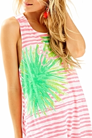 Lilly Pulitzer Striped Cover Up - Back cropped