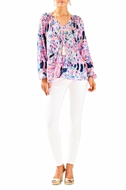 Lilly Pulitzer Willa Tunic Top - Product Mini Image