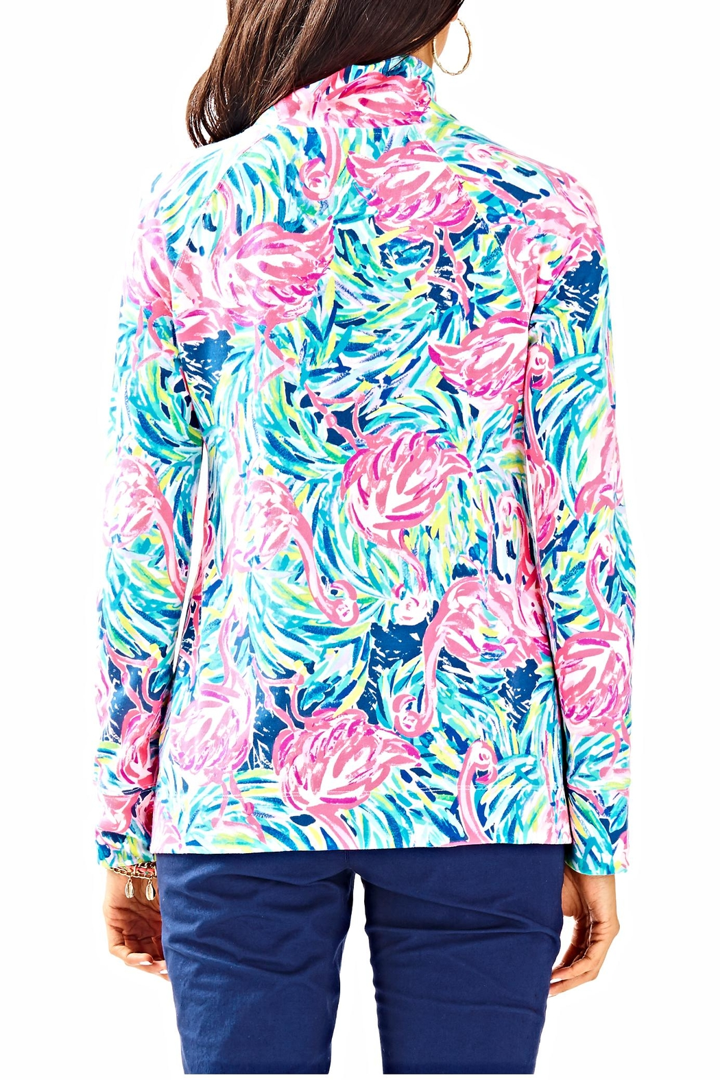 Lilly Pulitzer Windsor Top - Front Full Image