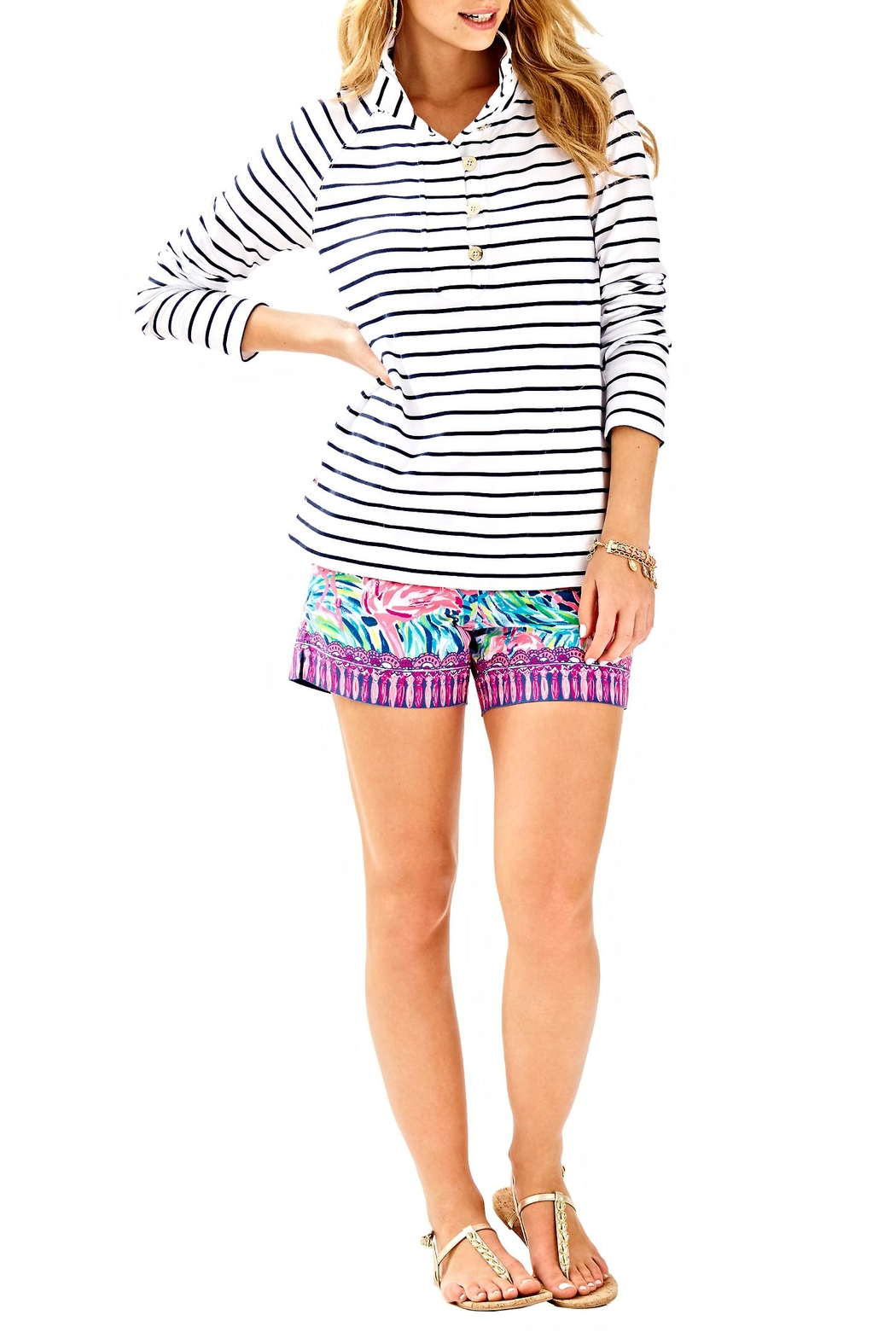 Lilly Pulitzer Windsor Pullover - Main Image