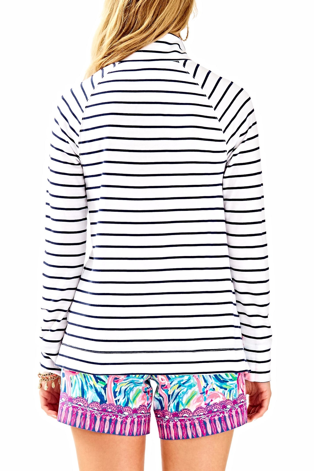 Lilly Pulitzer Windsor Pullover - Front Full Image