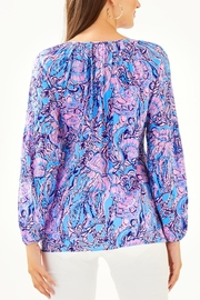 Lilly Pulitzer Winsley Top - Front full body