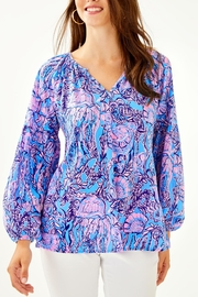 Lilly Pulitzer Winsley Top - Front cropped