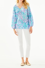 Lilly Pulitzer Winsley Top - Side cropped