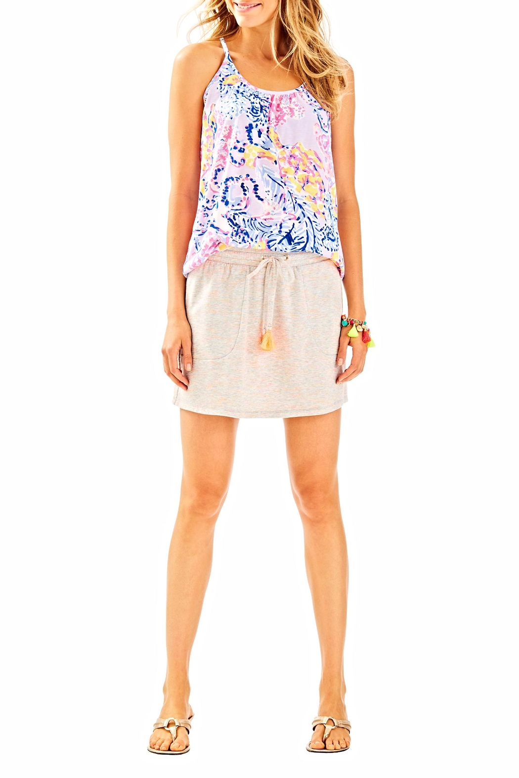Lilly Pulitzer Zia Skirt - Main Image