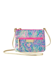 Lilly Pulitzer Zip-It Id Crossbody - Front cropped