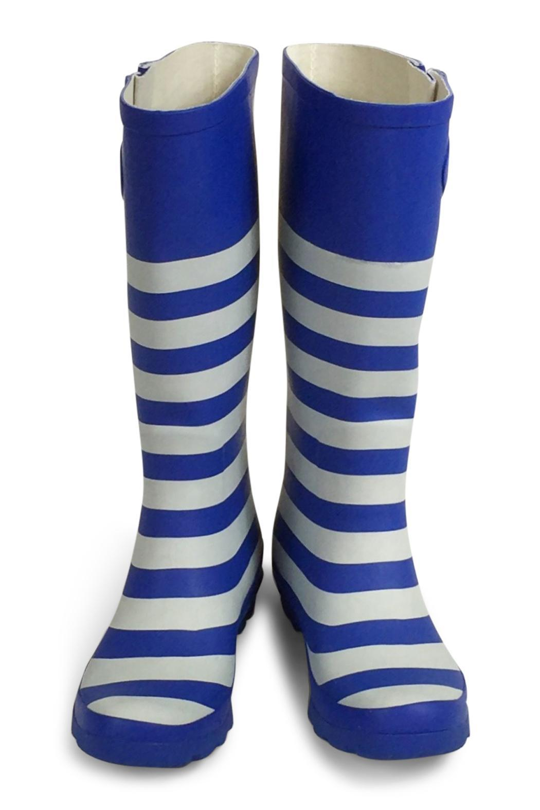 Lillybee Striped Rain Boots from Kentucky by Izzie's Boutique ...