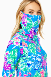 Lilly Pulitzer  Lilshield UPF 50+ Dress (built in mask) - Back cropped