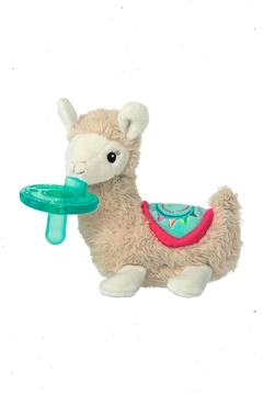 Mary Meyer Lily Llama Wubbanub - Product List Image