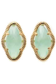 Beaucoup Designs Lily Mint Earrings - Product Mini Image