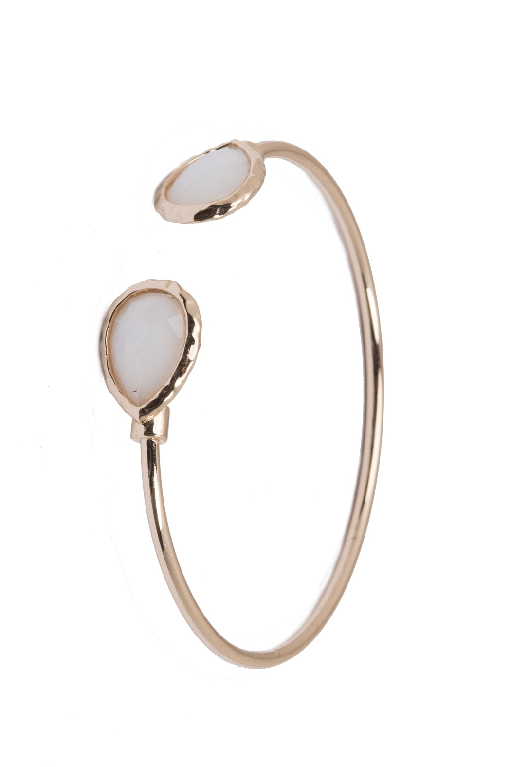 Beaucoup Designs Lily Opal Bracelet - Front Full Image