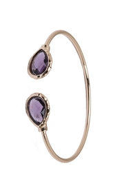 Beaucoup Designs Lily Purple Bracelet - Product Mini Image