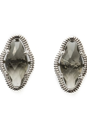 Beaucoup Designs Lily Smoky Earrings - Product Mini Image
