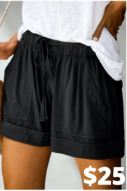 Lily Tie Shorts - Product Mini Image