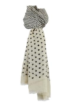 Lily and Lionel Polka Dot Scarf - Product List Image