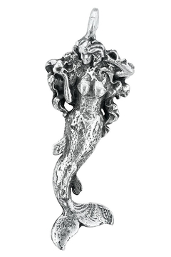 Shoptiques Product: Lily Mermaid Pendant