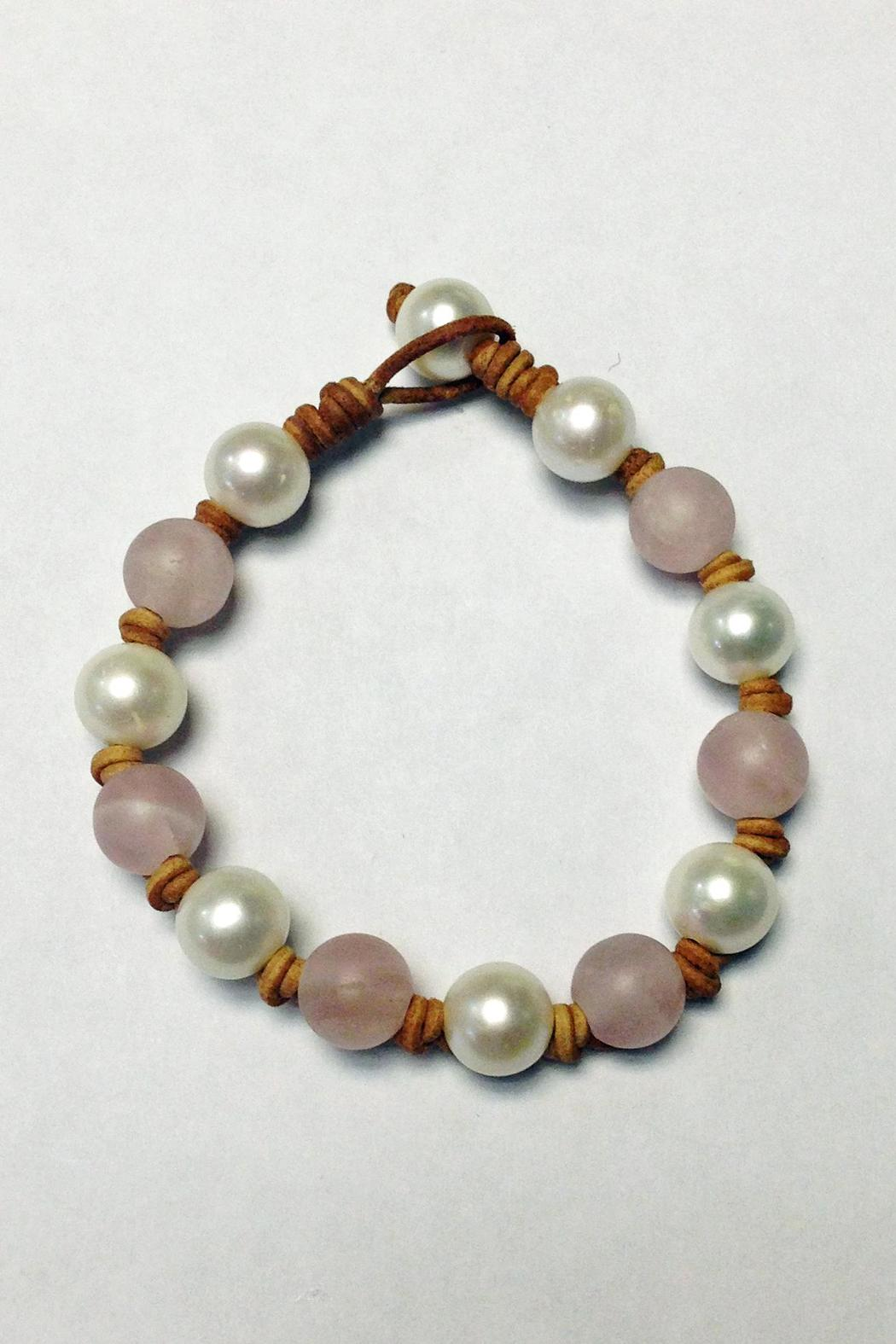 Lily Chartier Pearls Pearl Bracelet - Main Image