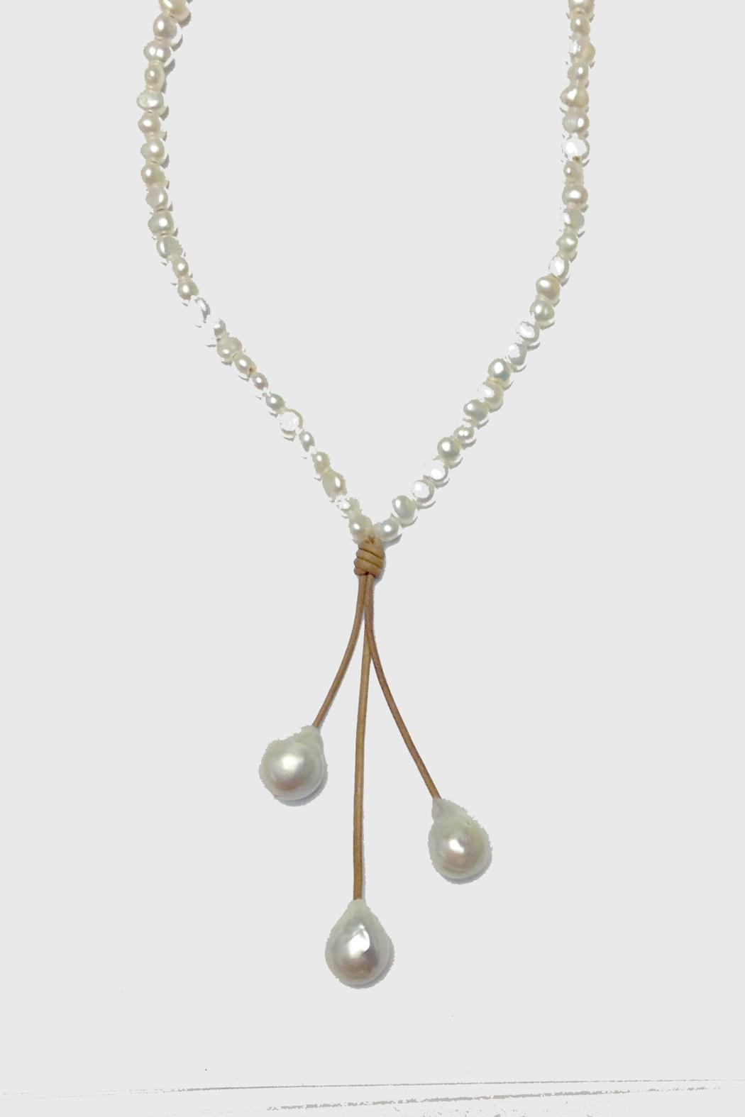 Lily Chartier Pearls Tiny Nugget Pearls - Main Image