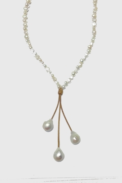 Lily Chartier Pearls Tiny Nugget Pearls - Alternate List Image