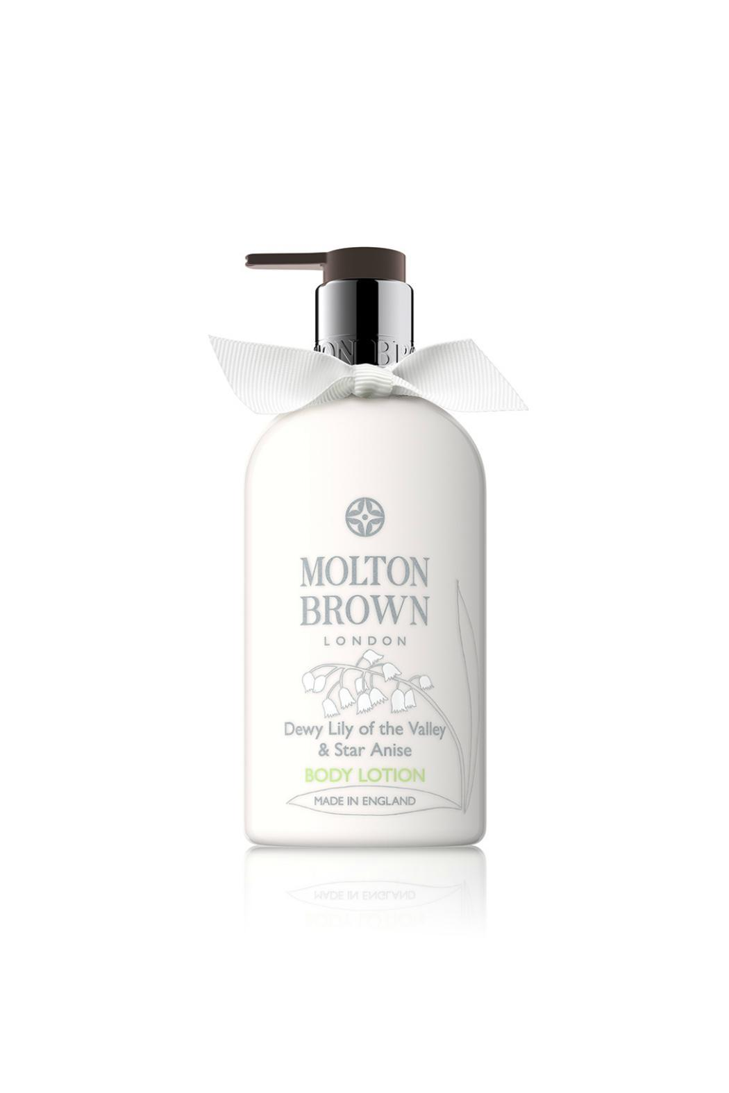 Molton Brown Lily Body Lotion - Main Image