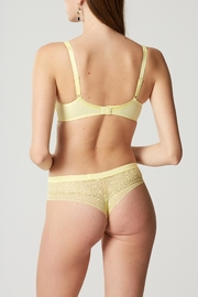 Maison Lejaby Lime-Aid Lace Tanga - Front cropped