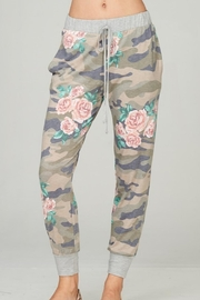 Lime n Chili Floral Camouflage Loungpants - Product Mini Image