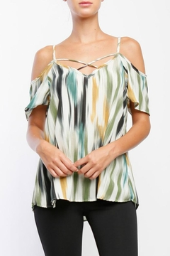 Shoptiques Product: Waterfall Love Top