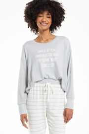 z supply Lina Smile Top - Front cropped