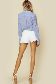 Blue Life Lina Top - Side cropped