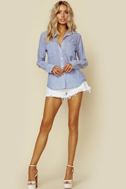 Blue Life Lina Top - Front full body