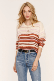 Heartloom Lincoln Sweater - Front cropped