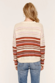 Heartloom Lincoln Sweater - Back cropped