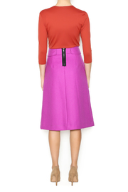 Linda Leal Three-Quarter Fitted Shirt - Side cropped