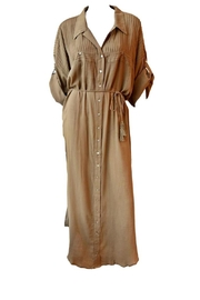 Spell & the Gypsy Collective Linda Shirt Dress - Product Mini Image