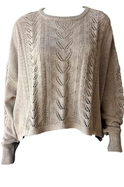 Spell & the Gypsy Collective Linda Slouch Knit - Product Mini Image