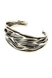 Linda de Taxco Small Corrugated Bracelet - Product Mini Image