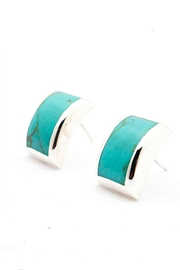 Linda de Taxco Kitman Stone Earrings - Product Mini Image