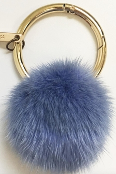 Linda Richards Mink Key Chain - Alternate List Image