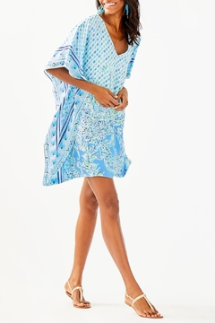 Lilly Pulitzer Lindamarie Silk Caftan - Alternate List Image