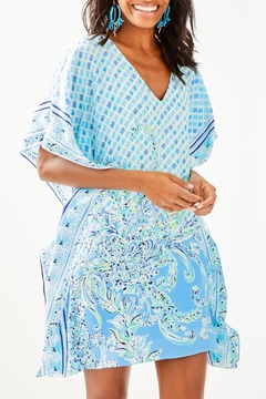 Lilly Pulitzer Lindamarie Silk Caftan - Product List Image