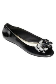 Lindsay Phillips Patent Peep Toe - Product Mini Image