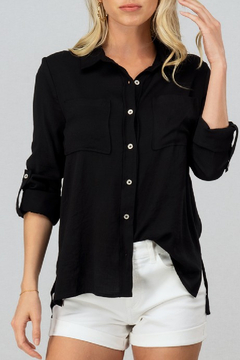 Love Tree  Lindsey Blouse - Product List Image