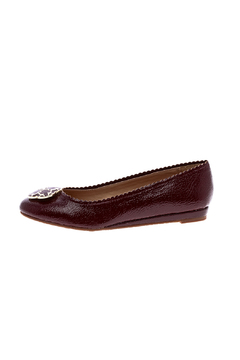 Shoptiques Product: Burgundy Interchangeable Shoe